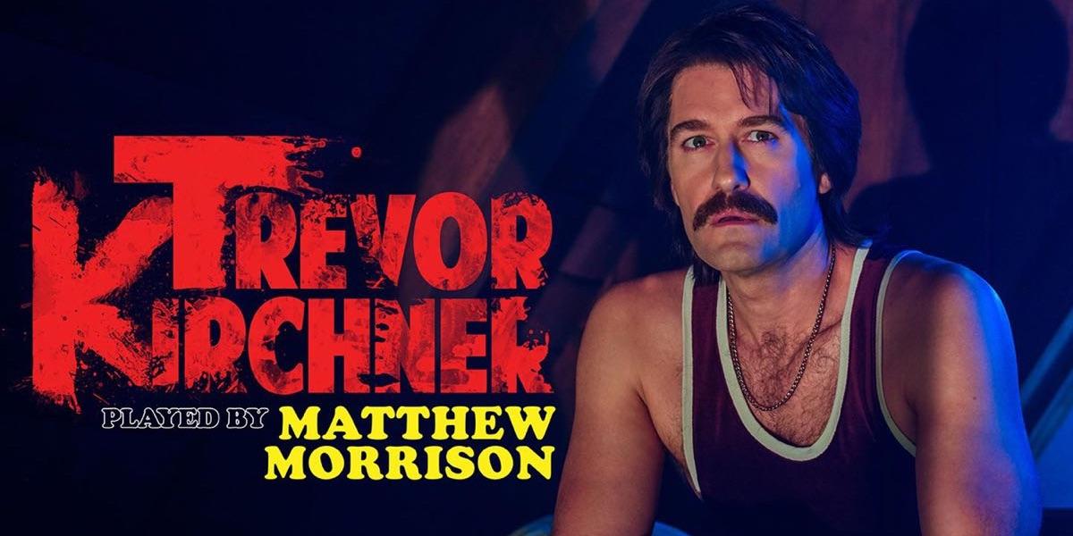 American Horror Story 1984 - Matthew Morrison