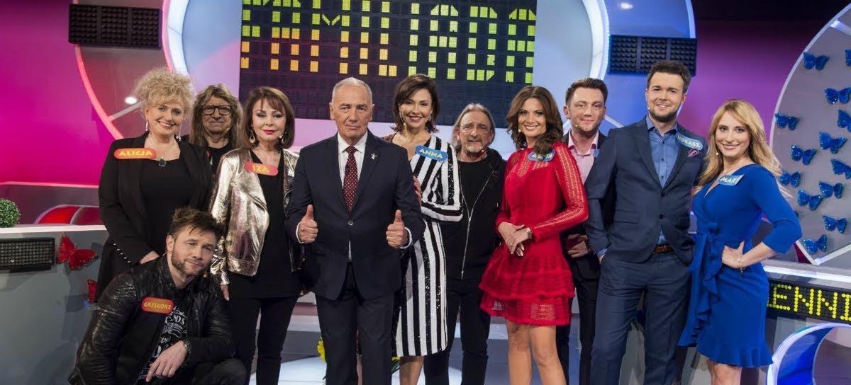 Familiada - kadr z programu