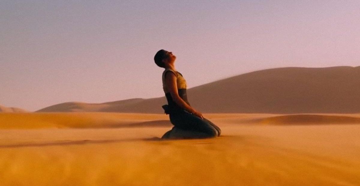 Mad Max: Na drodze gniewu - kadr z filmu