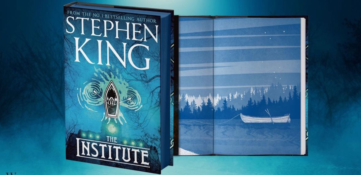 """""""Instytut"""" Stephena Kinga dzisiaj trafił do księgarni, ale wiemy już, że wyląduje także w telewizji"""