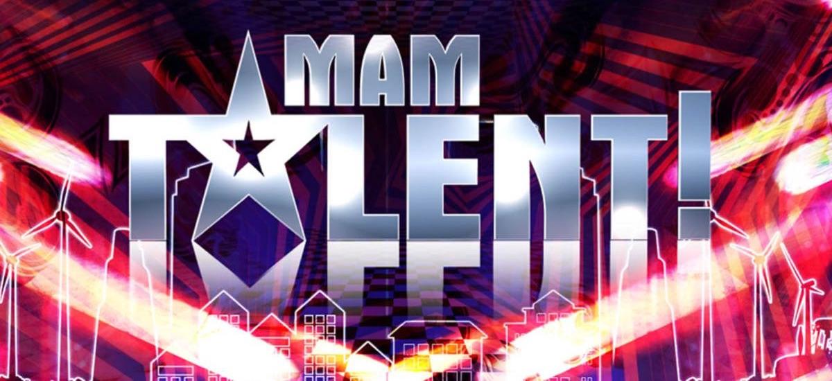 Mam Talent! - logo