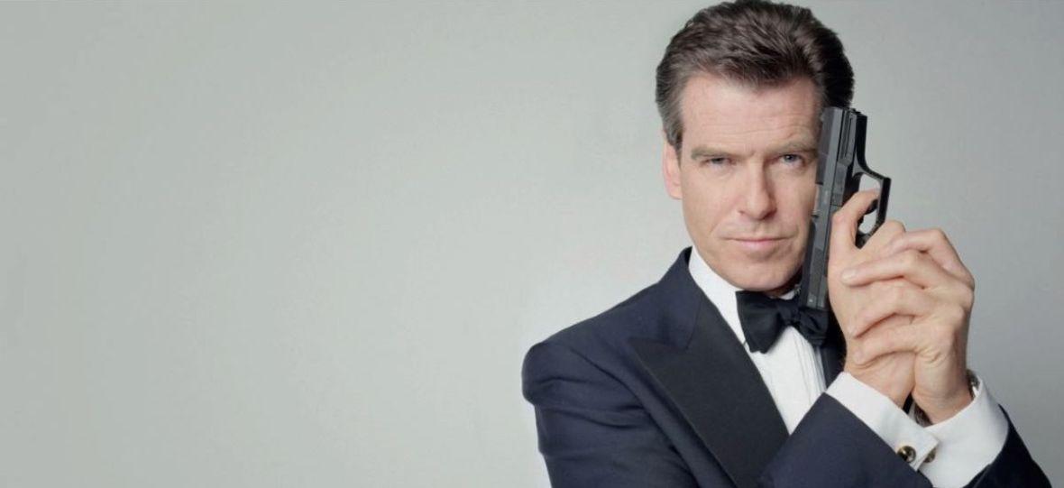 """""""Chłopcy, zejdźcie z drogi. Czas na kobietę Bonda!"""" – Pierce Brosnan chce, aby kobieta przejęła rolę Agenta 007"""