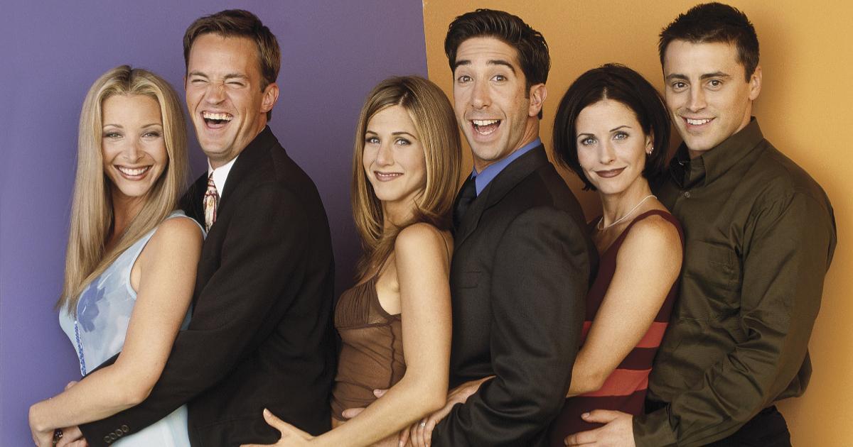 Przyjaciele - zdjęcie promocyjne serialu