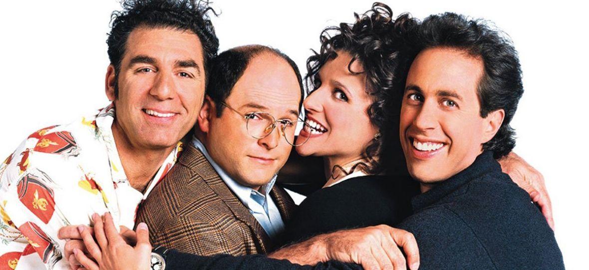 """Kultowy sitcom, """"Seinfeld"""" trafi w 2021 roku na platformę Netflix. Tonący brzytwy się chwyta"""