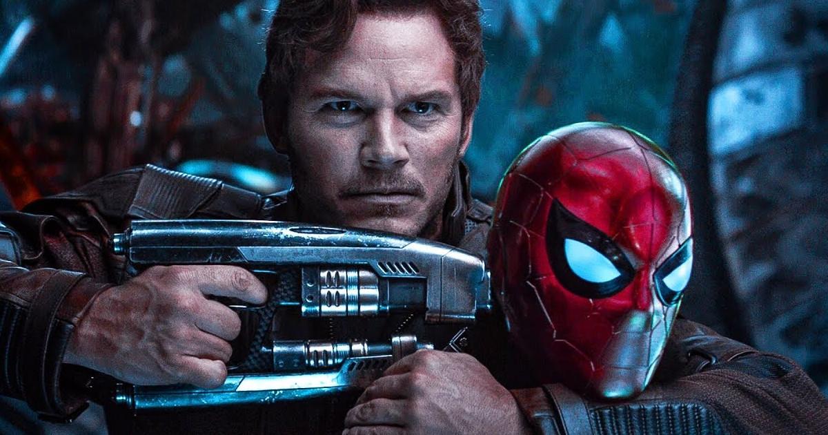 Avengers: Wojna bez granic - kadr z filmu
