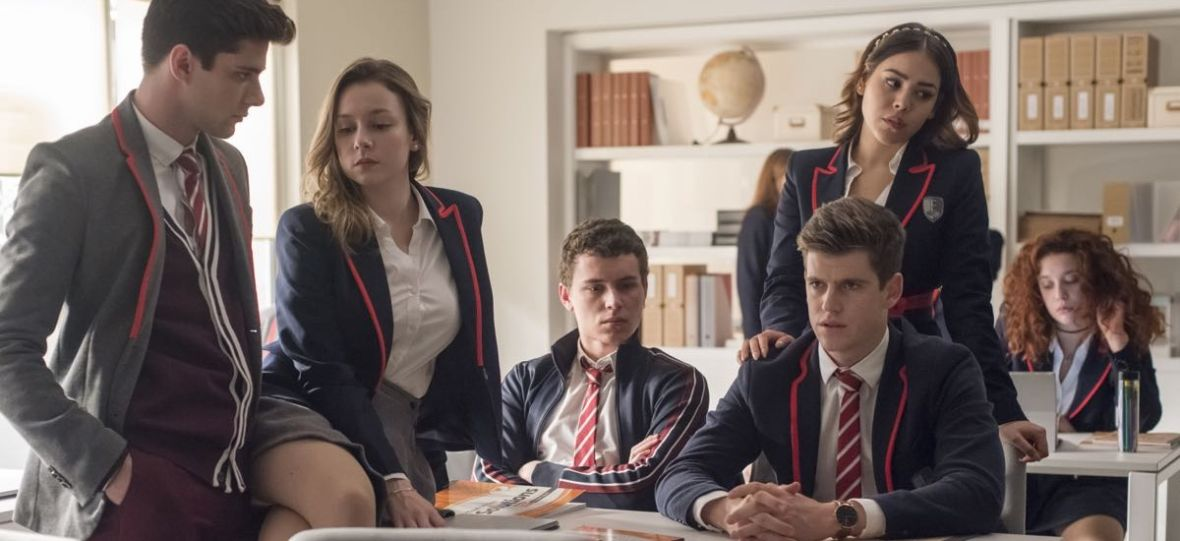 """""""Szkoła dla elity"""" i """"Euforia"""" – najlepsze seriale o uczniach i szkole"""