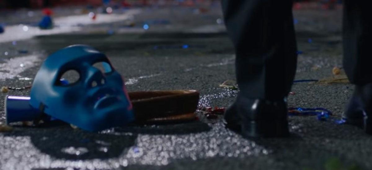 Watchmen HBO - kadr z serialu