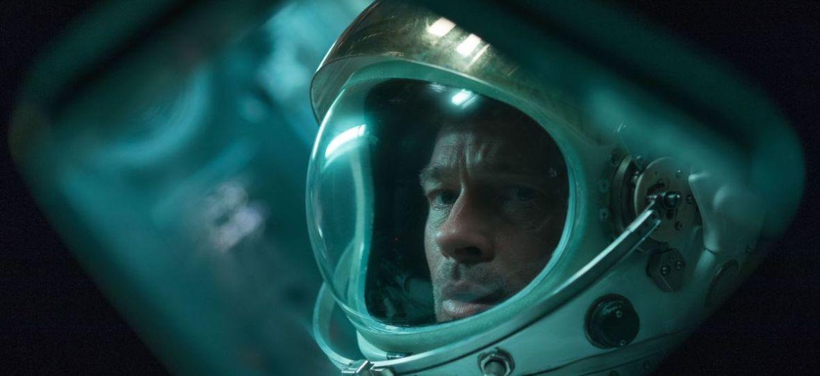 """""""Ad Astra"""" to wielkie kino science-fiction. Niestety, nie wnosi wiele nowego do tego gatunku"""