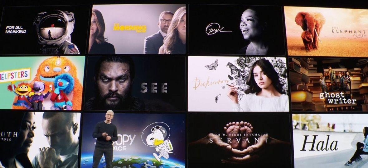 Poznaliśmy cenę i datę premiery nowego serwisu VOD – Apple TV+