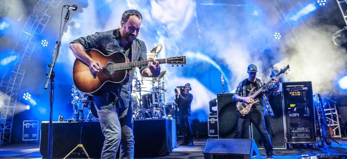 Dave Matthews Band dba o środowisko podczas koncertów. Konsekwentne zaangażowanie bywa lepsze od wielomilionowego wsparcia