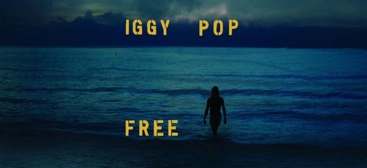 Nowy album Iggy'ego Popa wchodzi w piękny muzyczny dialog z ostatnią płytą Davida Bowie'ego
