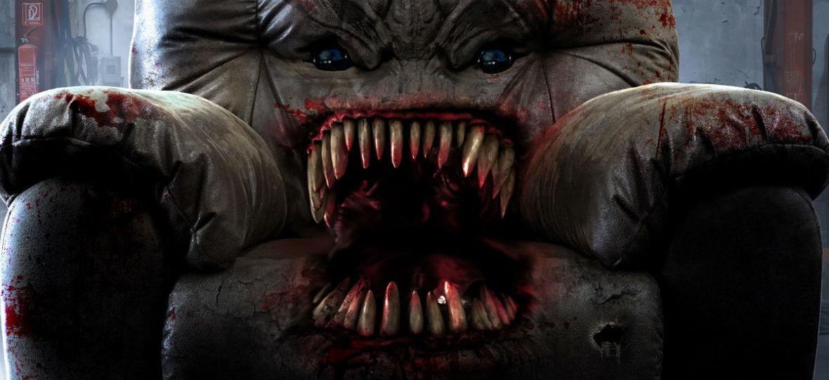 """""""Zabójcza sofa"""" to dopiero początek. Widzieliście te najbardziej pokręcone horrory?"""