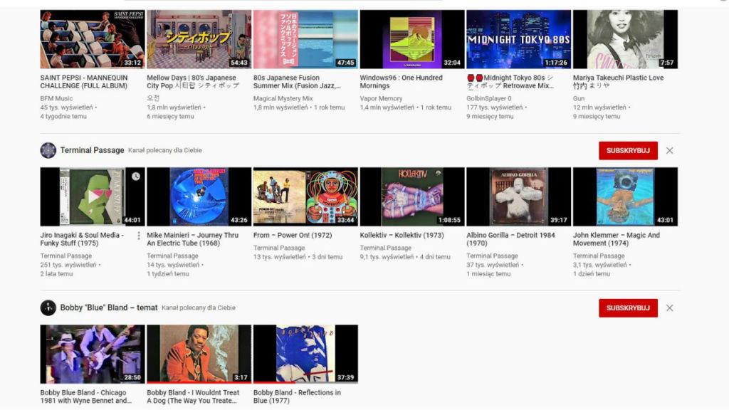 playlista youtube