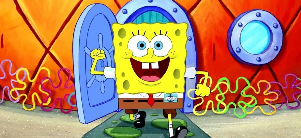 SpongeBob wita tydzień uśmiechem, choć Netflix zapowiedział usunięcie wielu animacji dla dzieci. A co pojawi się w serwisie?