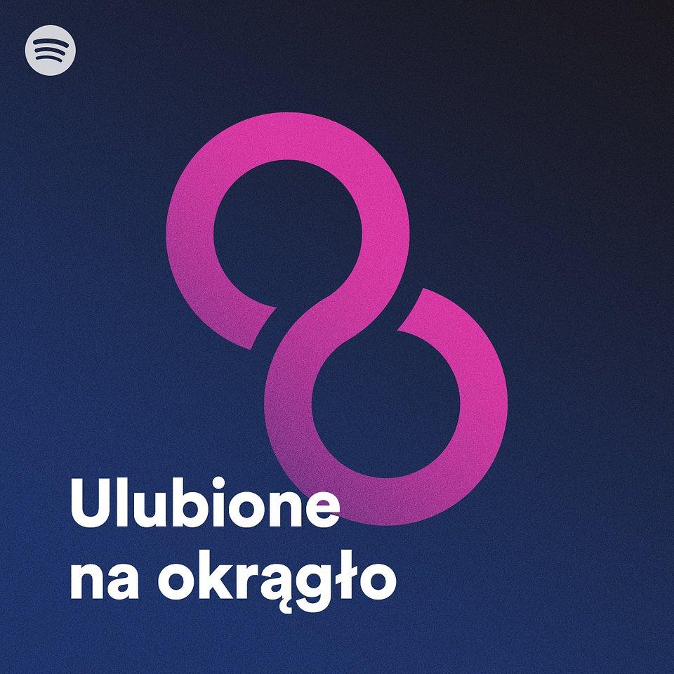 Spotify - playlista Ulubione na okrągło