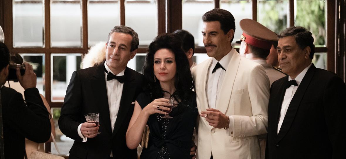 """Sacha Baron Cohen jako najsłynniejszy agent Mosadu. Recenzujemy """"The Spy"""" od Netfliksa"""
