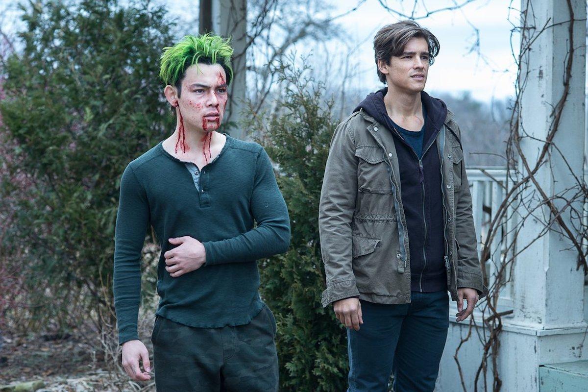 titans sezon 2 recenzja