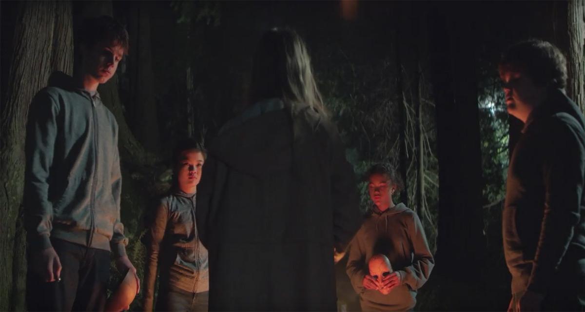 Czy boisz się ciemności - kadr z serialu
