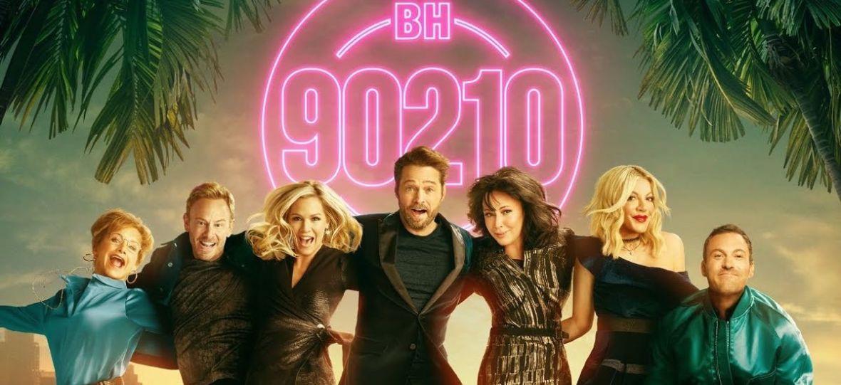 """Serial """"BH90210"""" to nostalgiczny powrót po latach. Ale fani """"Beverly Hills 90210″ będą zaskoczeni"""