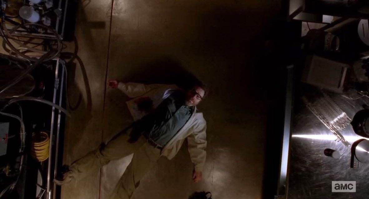 Breaking Bad - końcowy kadr serialu