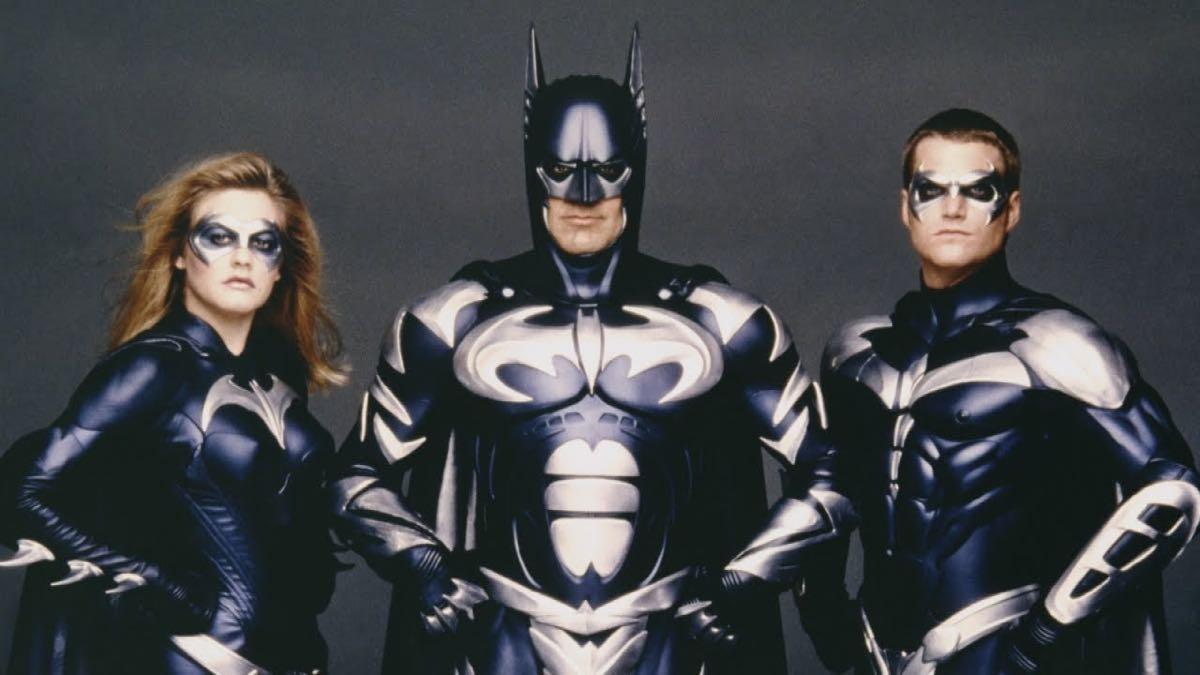 Batman i Robin - kadr z filmu