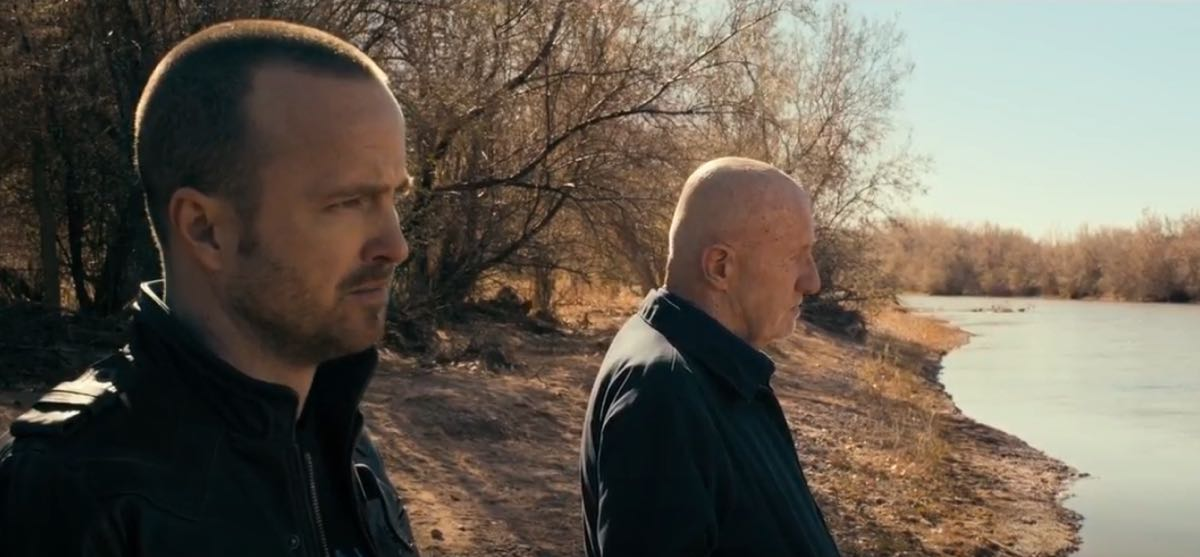El Camino - Film Breaking Bad - kadr z filmu