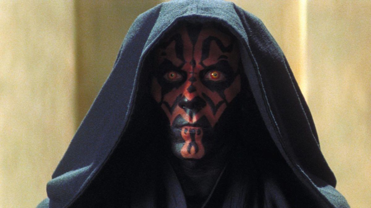 Gwiezdne wojny: Mroczne Widmo - kadr z filmu