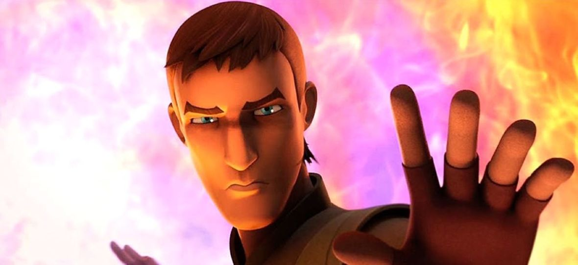 """""""Gwiezdne wojny"""" są dla dzieci – aktor z serialu odpowiada hejterom"""
