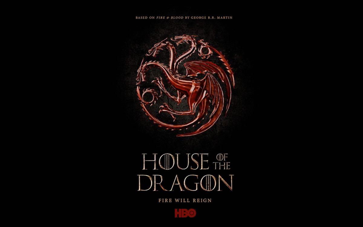 House od the Dragon - oficjalny plakat