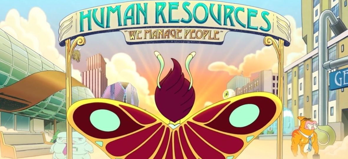 """""""The Office"""" tylko z hormonami. Powstanie spin-off """"Big Mouth"""" od Netfliksa – powitajcie serial """"Human Resources"""""""