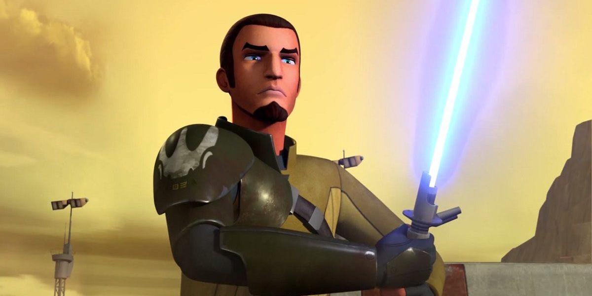 Gwiezdne wojny: Rebelianci - kadr z serialu
