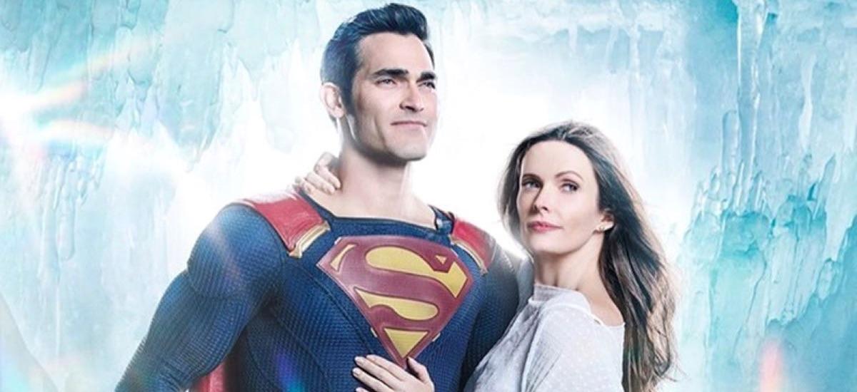 Superman i Lois Lane - bohaterowie nowego spin-offa Supergirl