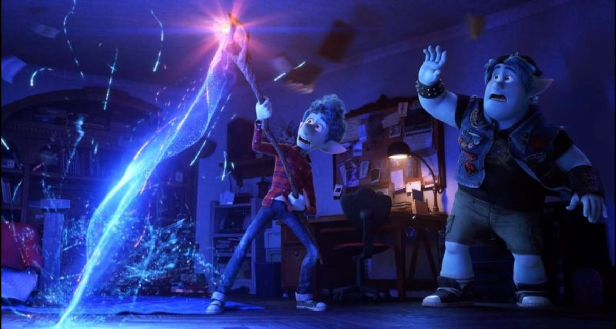Naprzód - nowa animacja Disneya