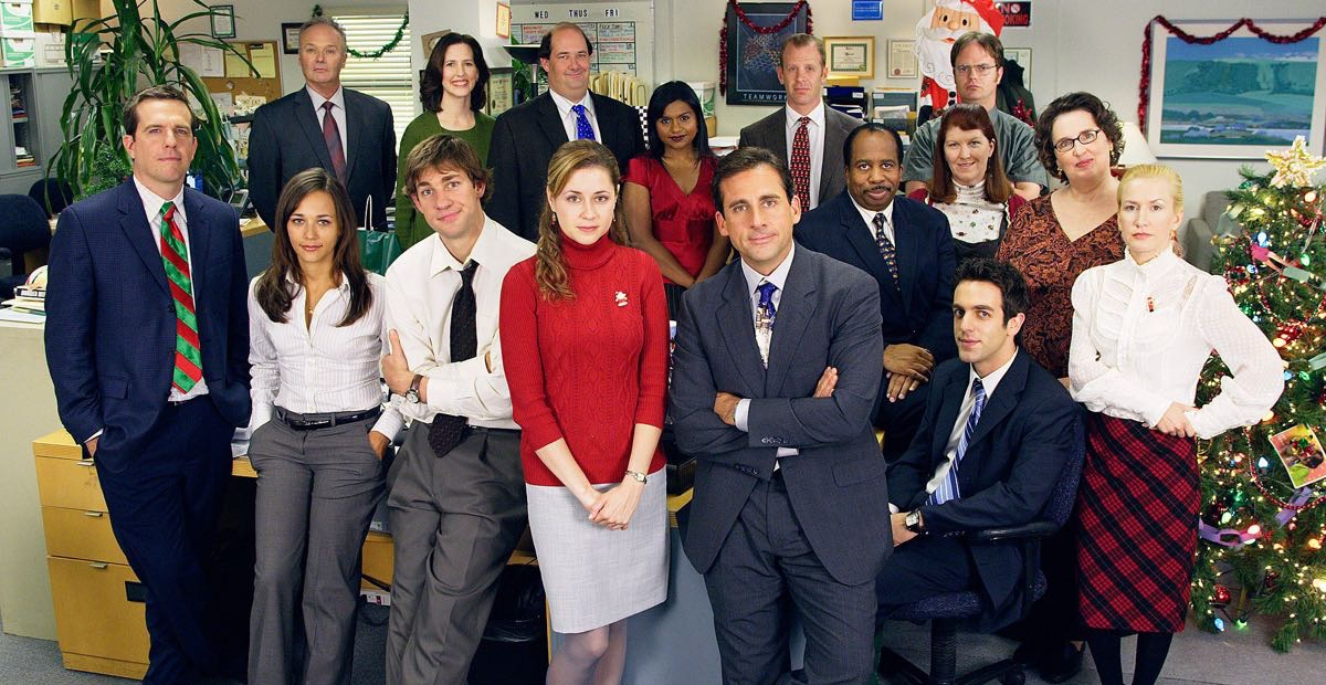 The Office - kadr z serialu