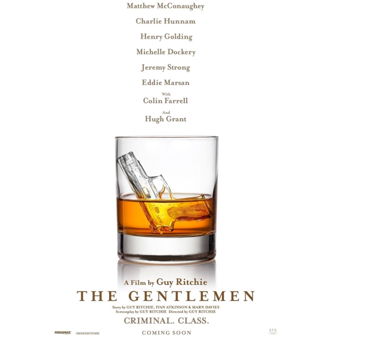 The Gentlemen - nowy film Guya Ritchiego