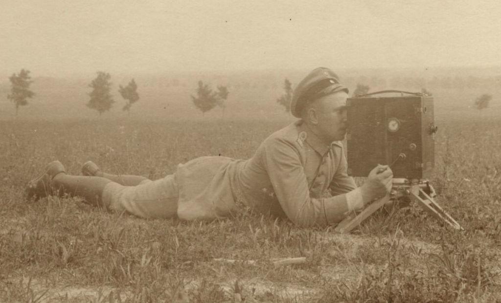 Wolfgang Filzinger kamera filmowa 1914 rok