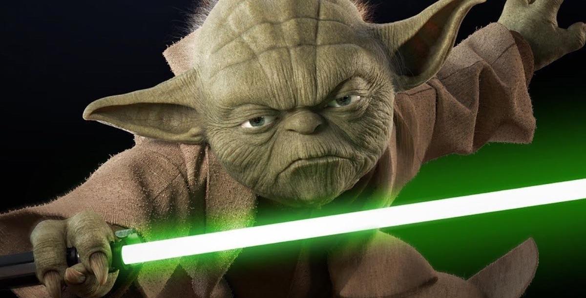 Gwiezdne wojny - Yoda