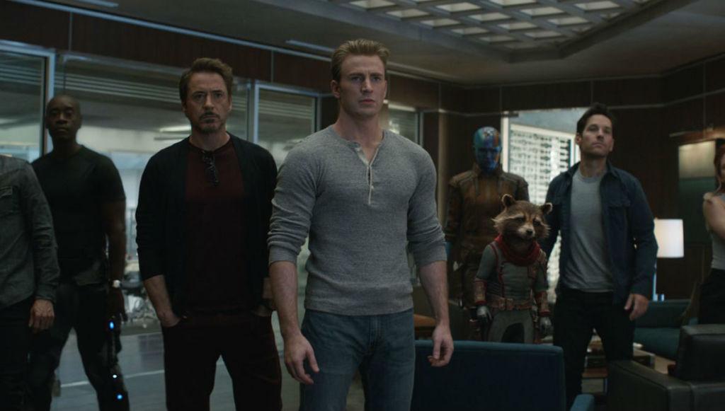 avengers endgame bohaterowie
