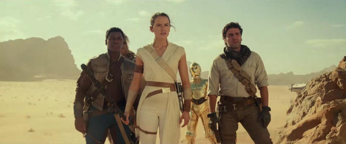 """Do sprzedaży trafiły bilety na  pokazy filmu """"Gwiezdne wojny: Skywalker. Odrodzenie"""""""
