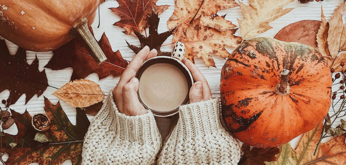 Jestem jesieniarą i mam gdzieś waszą szyderę (#autumn_ilove #cozy #polishgirl)