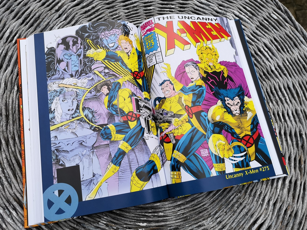 jim lee x men