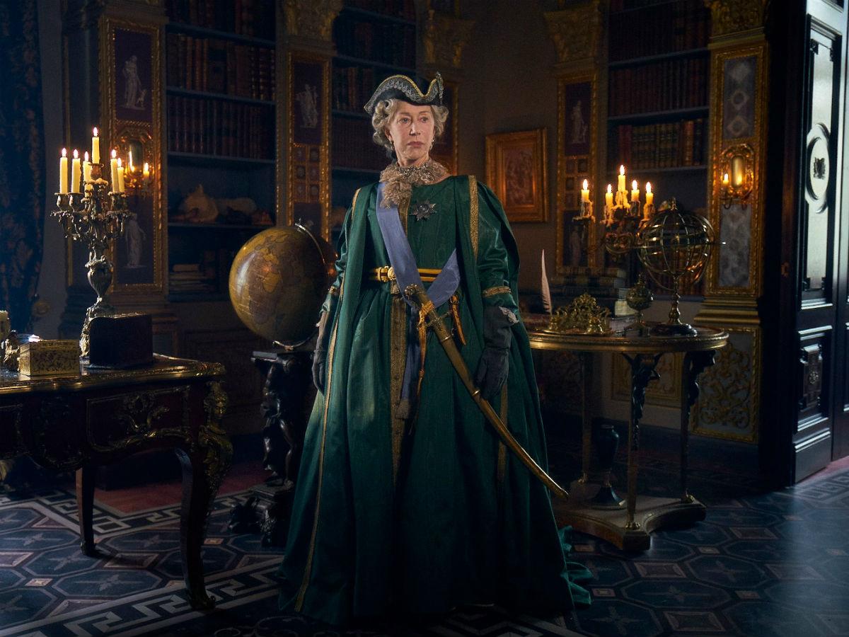katarzyna wielka Helen Mirren