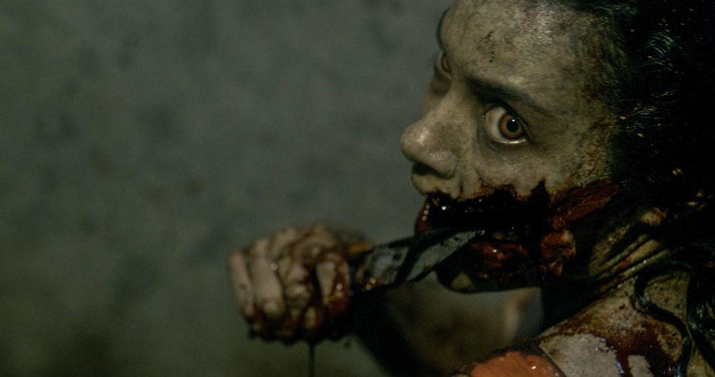 martwe zlo horror 2013