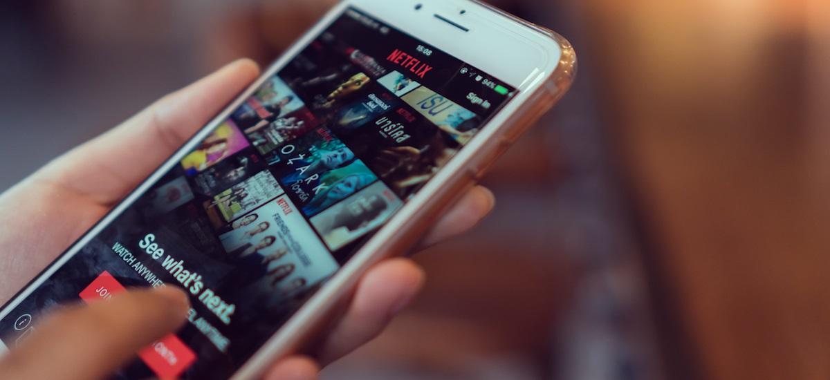 Netflix na telefonie