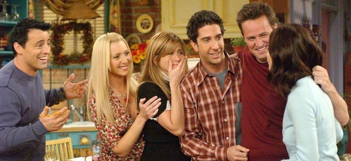"""Jennifer Aniston zdradziła, że powstaje projekt filmowy z obsadą """"Przyjaciół"""". To nie reboot, raczej nie kontynuacja, więc co?"""