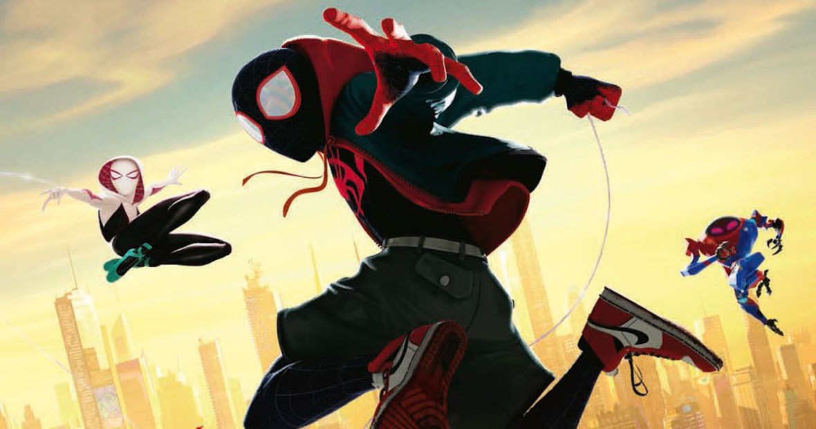 """Jeden z najlepszych filmów superbohaterskich ostatnich lat już dzisiaj w HBO GO i HBO. Koniecznie obejrzyjcie """"Spider-Man Uniwersum"""""""