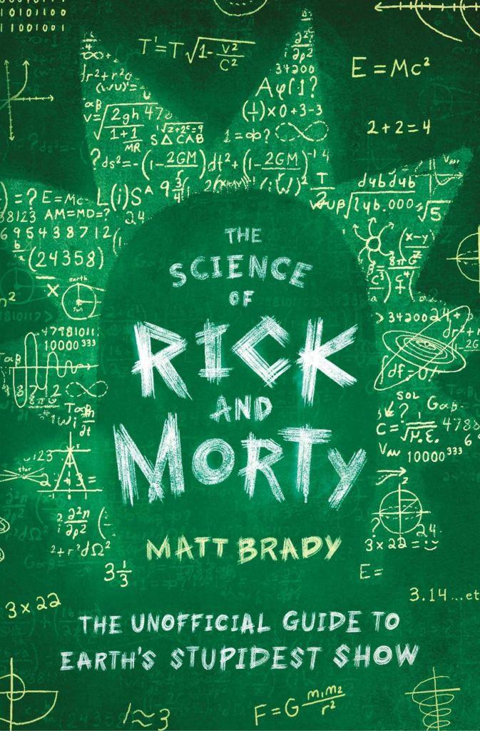 the science of rick and morty książka