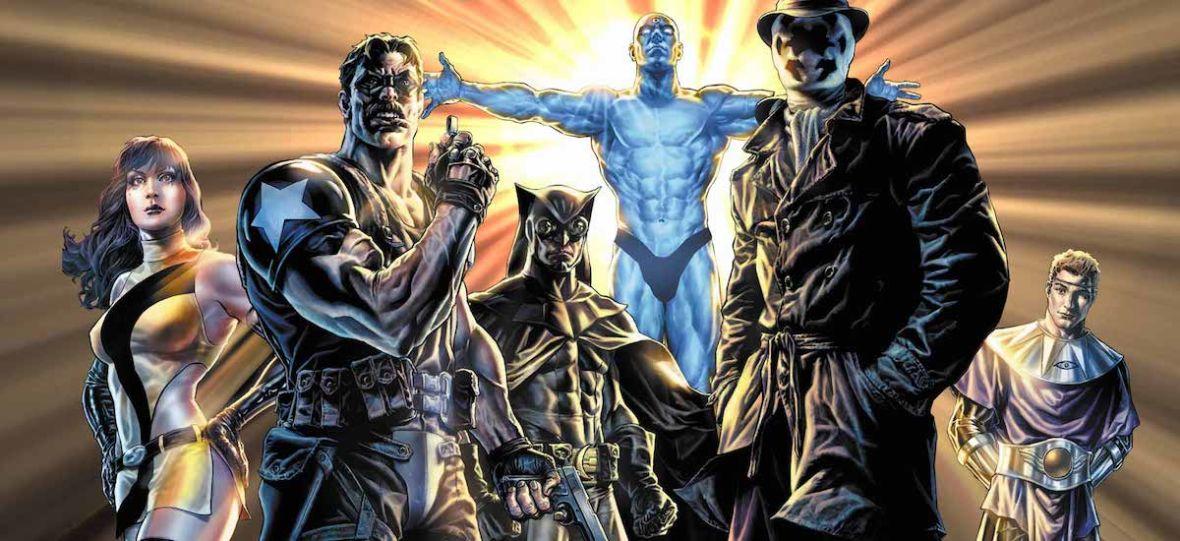 """Nie czytałeś komiksu """"Watchmen"""" przed premierą serialu? Nic nie szkodzi – oto wszystko, co musisz wiedzieć o tym uniwersum"""
