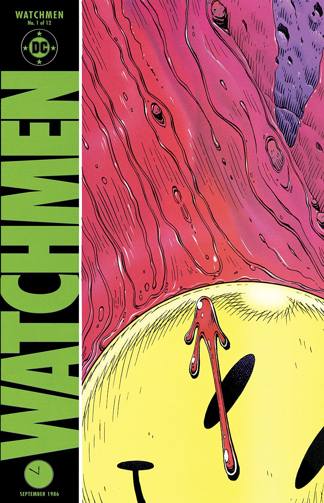watchmen komiks streszczenie powieść graficzna