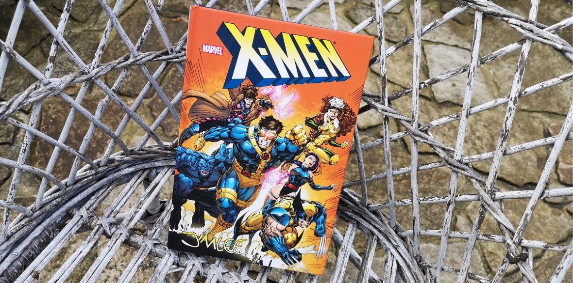 """""""X-Men – Jim Lee"""" to komiks, który pokaże wam pierwsze spotkanie Kapitana Ameryki i Wolverine'a"""
